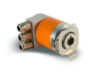 Absolut No Shaft Encoder CAH 58 Profibus / CANopen<sup>®</sup> / Device Net